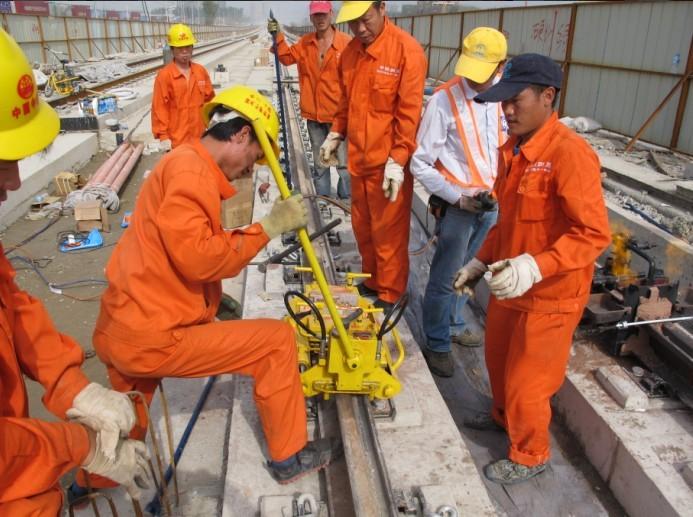 轨道焊接无缝焊接设备的特点